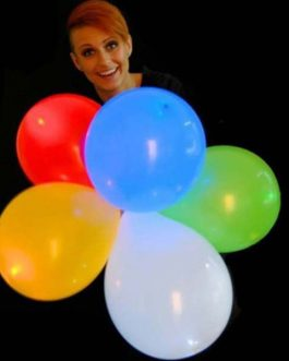 Color Changing Magic LED Balloons