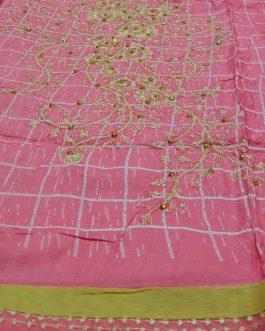 Cotton Three Piece
