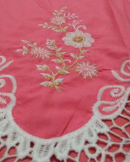 Embroidery Three Piece